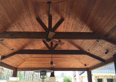 Creekstone Outdoor Living - Patio Cover with full Outdoor Kitchen & Living space -2