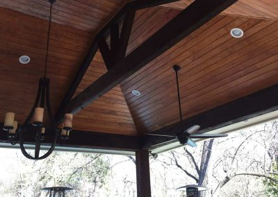 Creekstone Outdoor Living - Patio Cover with full Outdoor Kitchen & Living space -3