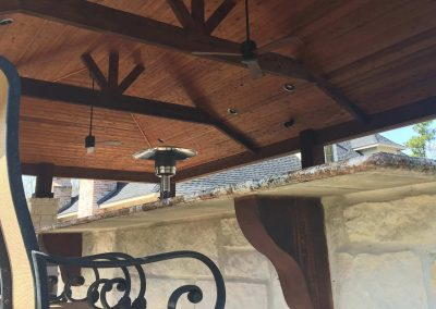 Creekstone Outdoor Living - Patio Cover with full Outdoor Kitchen & Living space -8