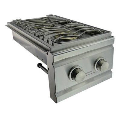 RCS Pro Series Built-in Double Side Burner