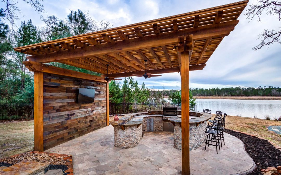 Addition Ideas For Your Backyard, Outdoor Covered Patio