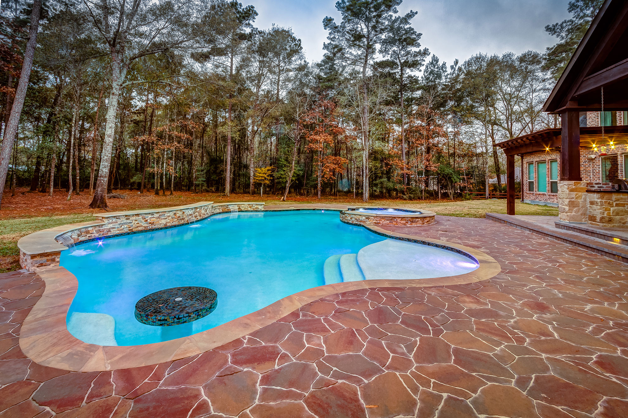 Swimming Pool Design Expectations Vs. Reality, Creekstone Outdoor Living, Houston, TX