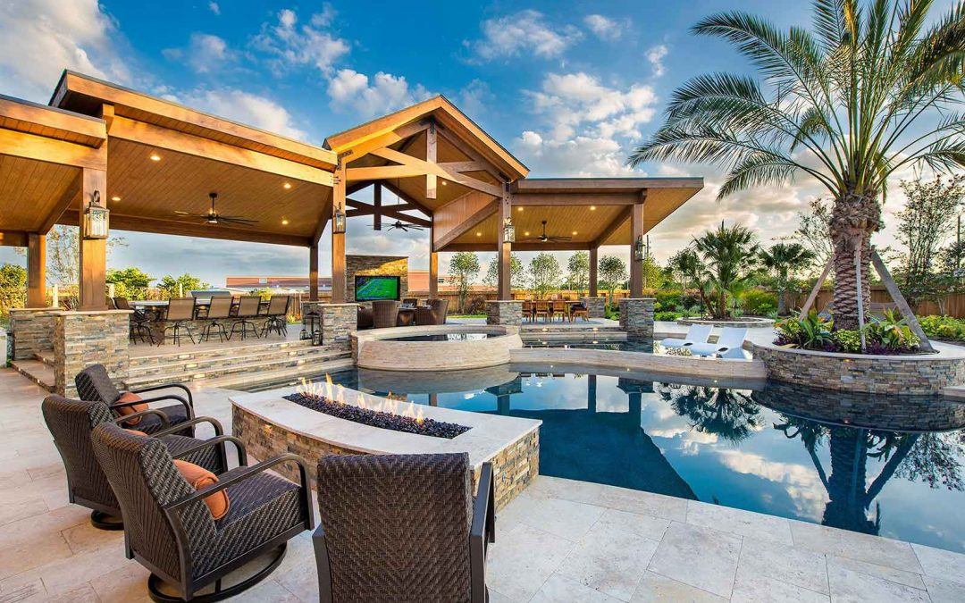 4 Reasons to Invest in a Covered Outdoor Living Area