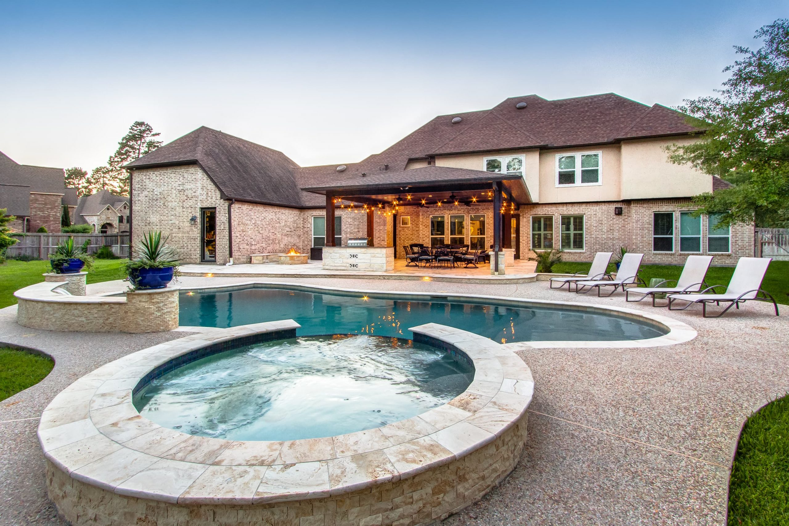 The Stages of New Pool Construction, Creekstone Outdoor Living, Spring, TX