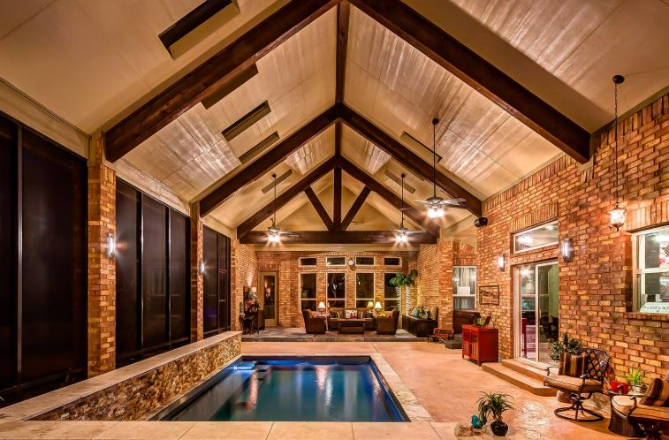 Spacious Pool House Floor Plans to Impress Your Guests