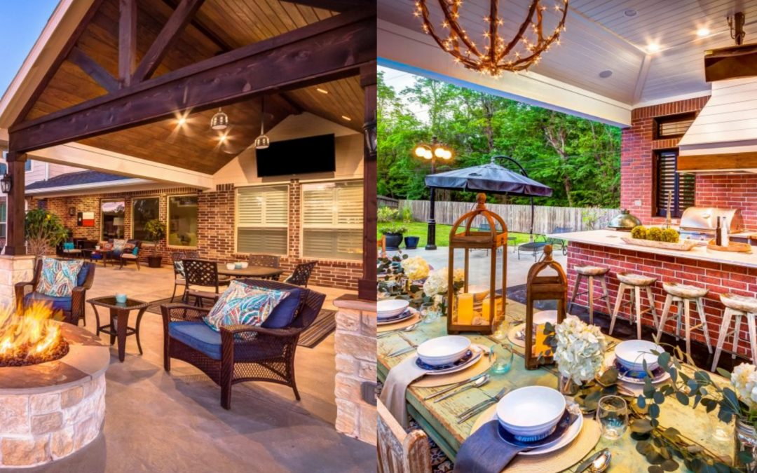 Houston Custom Backyard Designs to WOW Your Guests
