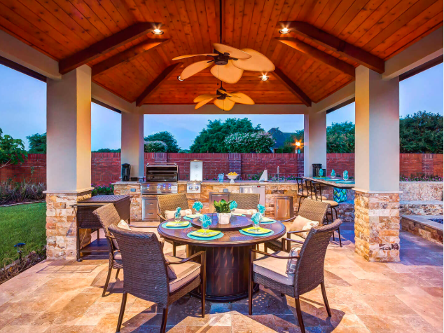 4 Patio Designs to Complement Your Home