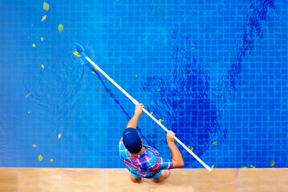 Keep Your Pool Sparkling Clean with These Strategies