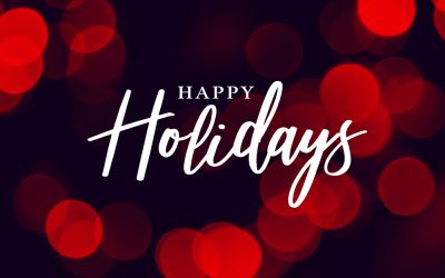 Happy Holidays from Creekstone!