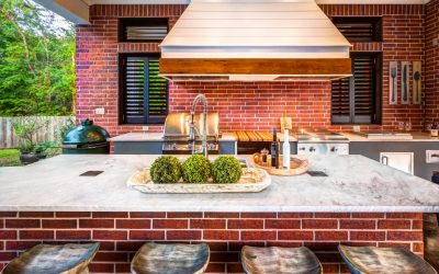 Get Creative with Your Outdoor Bar Countertops