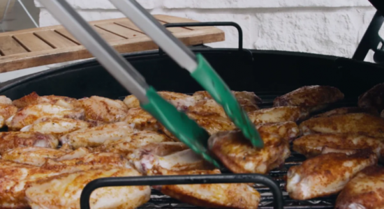 Creekstone Cookout EP10 - Smoked and Grilled Wings